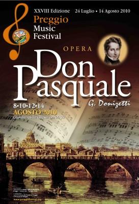 Don Pasquale - Preggio Music Festival 2010