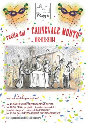 Carnevale Morto di Preggio 2014