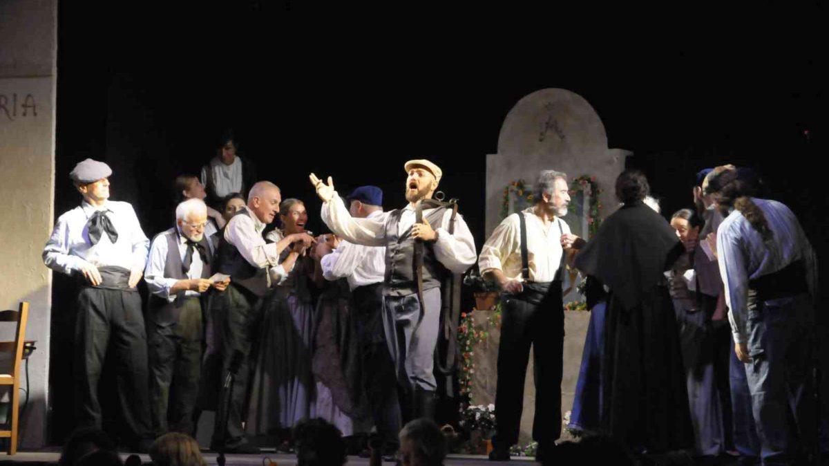 Cavalleria Rusticana: the making of